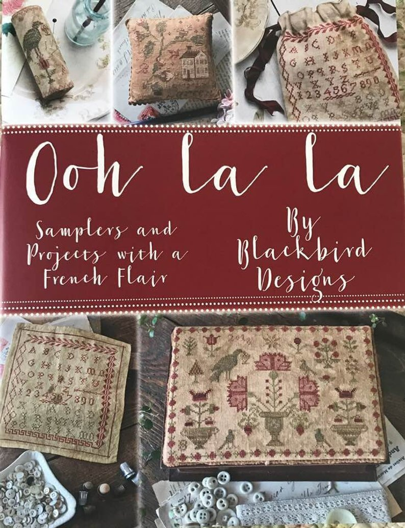 Blackbird Designs - Ooh la la