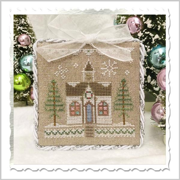 Country Cottage Needleworks - Glitter Village, Glitter House 5