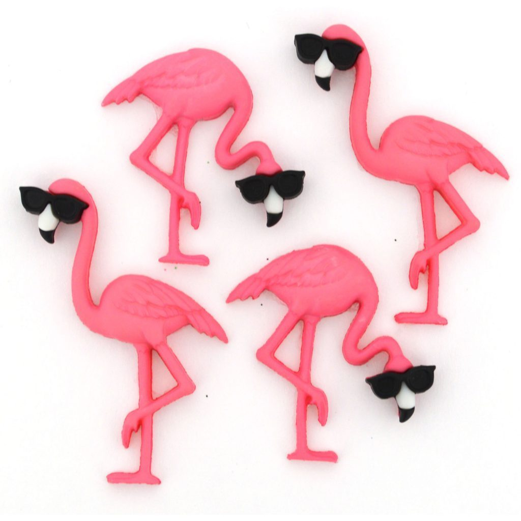 Dress it Up - Think Pink Flamingo's 10407