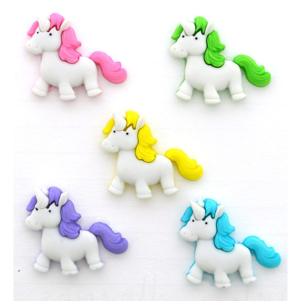 Dress it Up - Fantasy Unicorns 10410
