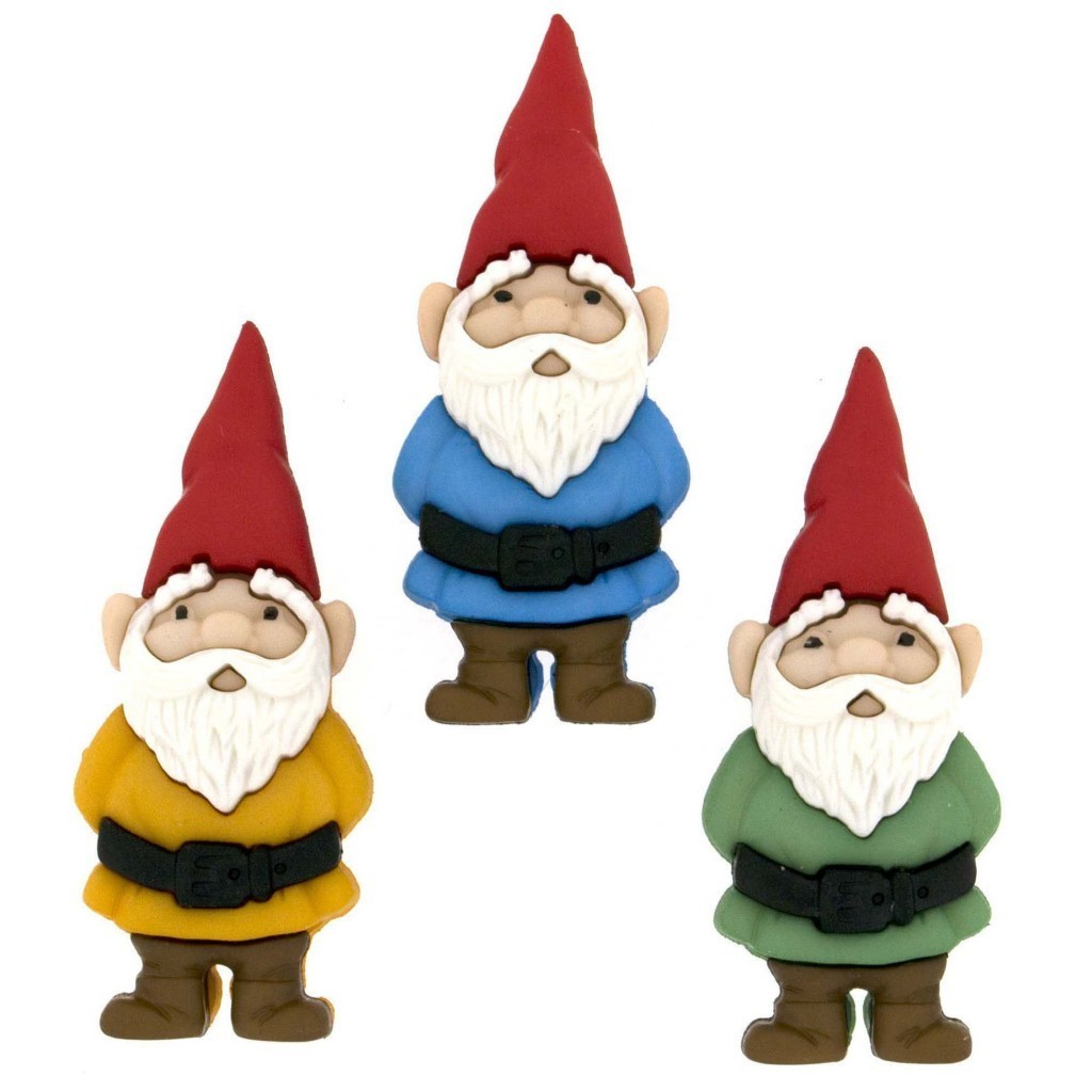 Dress it Up - Garden Gnomes 7696