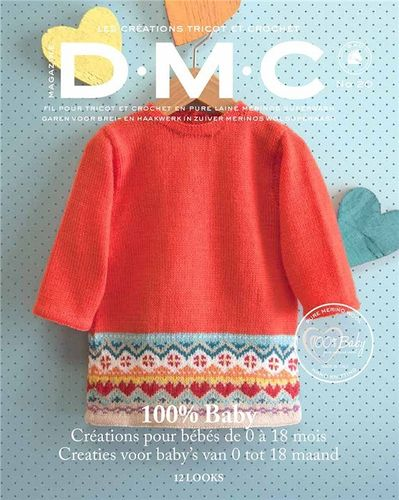 DMC - Catalogue 100 % baby