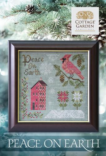 Cottage garden Samplings - Peace on Earth