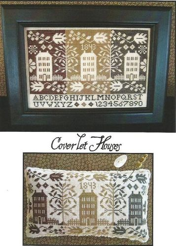 The  Scarlett House - Coverlet Houses