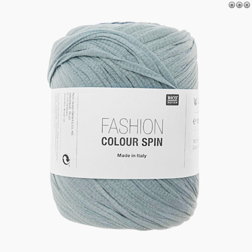 Rico Design - Fashion colour spin couleur Aqua 004