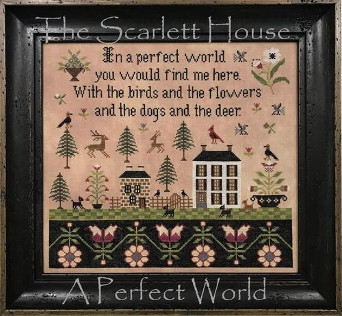 The  Scarlett House - A Perfect World