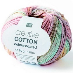 Rico Design - Creative cotton colour coated