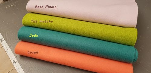 The Cinnamon Patch - Coloris Thé Matcha 144