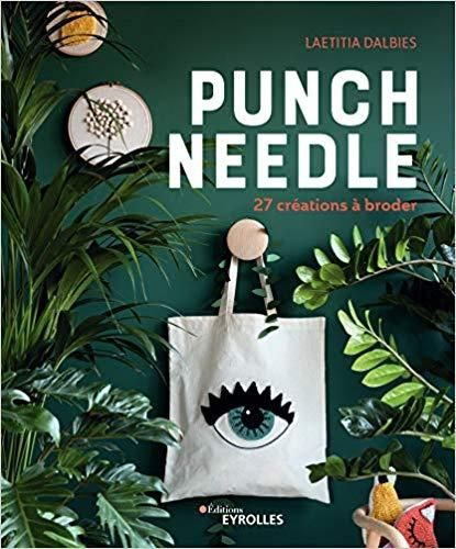 MIL - Punch needle: 27 créations à broder