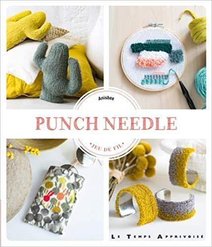 MIL - Punch needle, jeu de fil