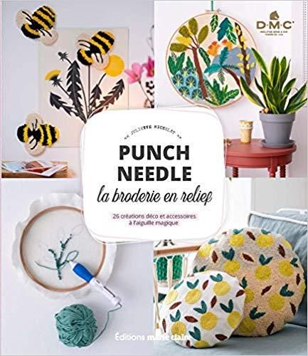 MIL - Punch needle la broderie en relief