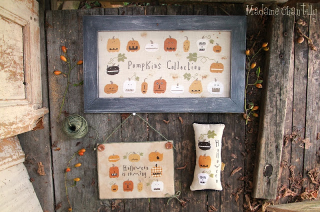 Madame Chantilly - Pumpkins Collection