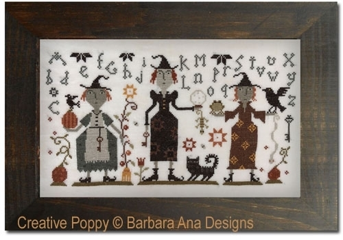 Barbara Ana Designs - Three Witches