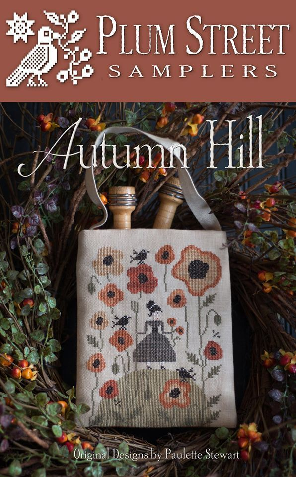 Plum Street Samplers - Autumn hill