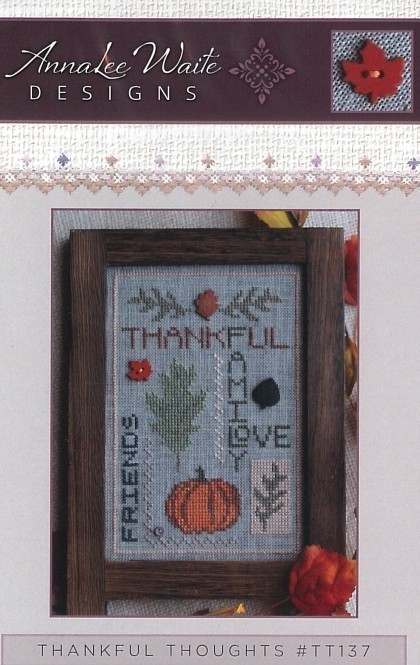 Annalee Waite Designs - Thankful thoughts