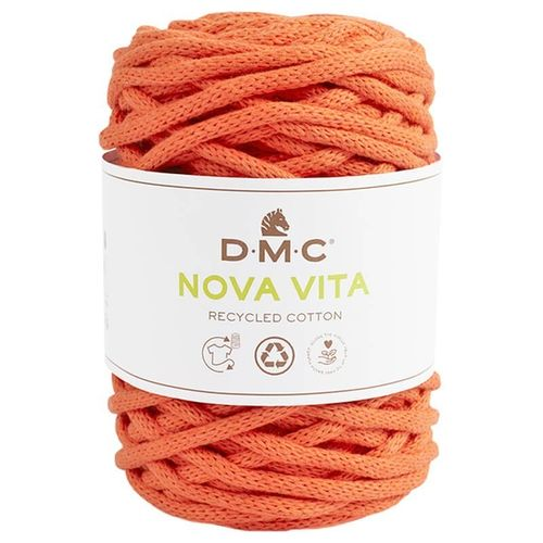 DMC - Coton recyclé Nova vita col Orange 10