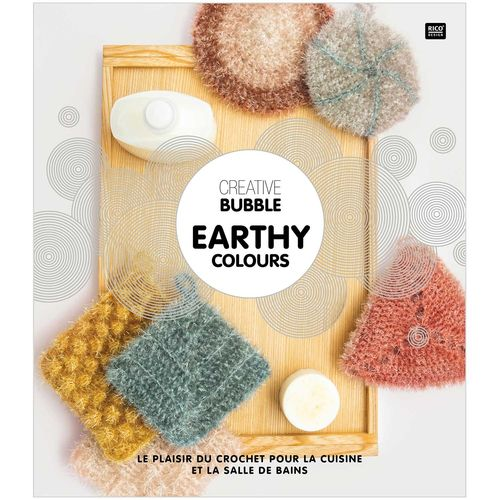 Rico Design - Creative Bubble, earthy colours