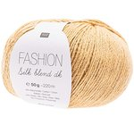 Rico Design - Fashion silk Blend DK coloris Moutarde 018