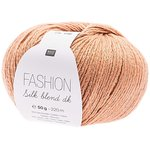 Rico Design - Fashion silk Blend DK coloris Argile 019