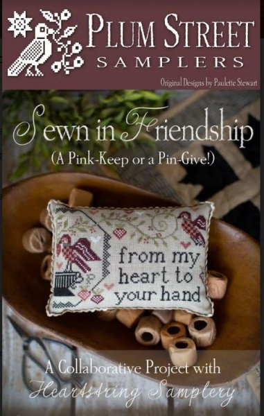 Plum Street Samplers - Sew in friendship
