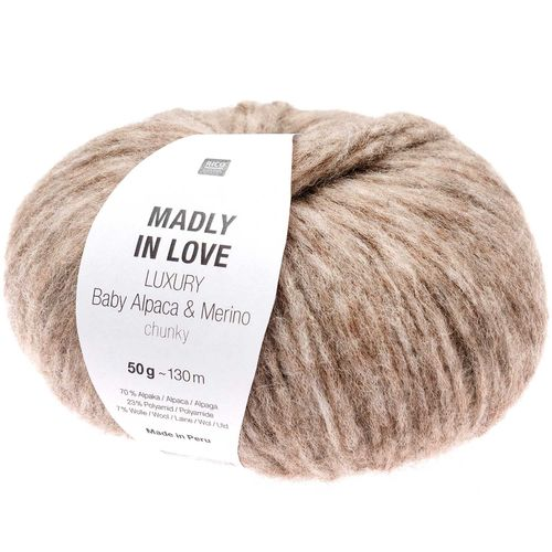 Rico Design - Luxury Madly in love col Beige 002