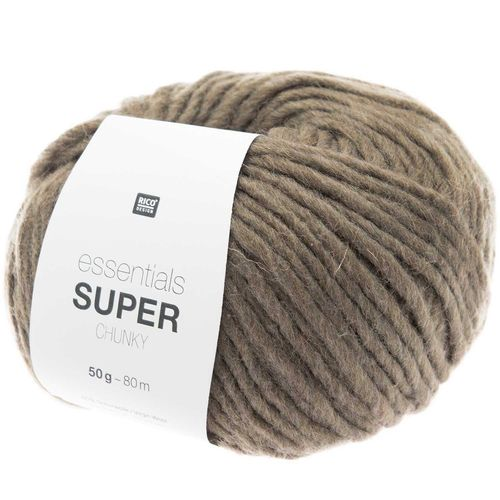 Rico Design - Essentials Super Chunky coloris  Olive 014