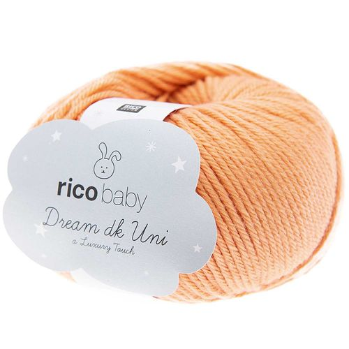 Rico Design - Baby Dream dk coloris Abricot 014