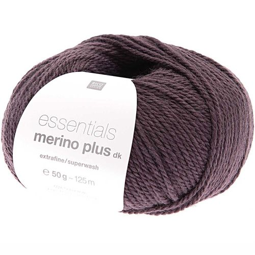 Rico Design - Essentials Merino plus DK coloris Lilas 020